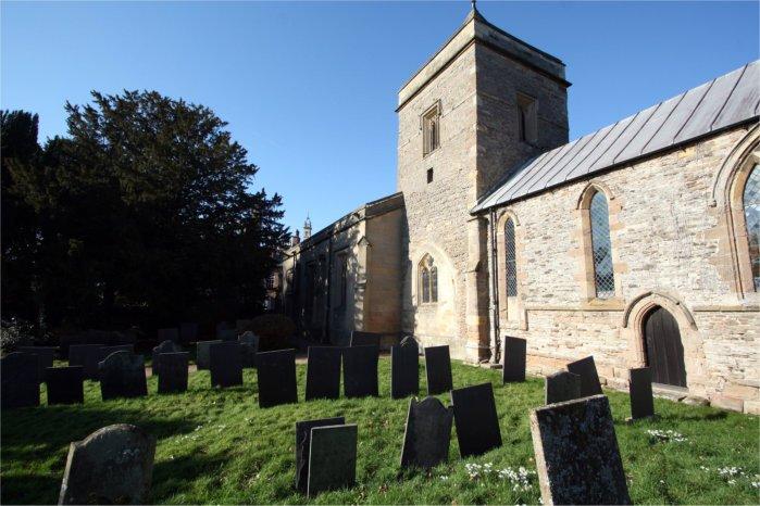 Flintham Church