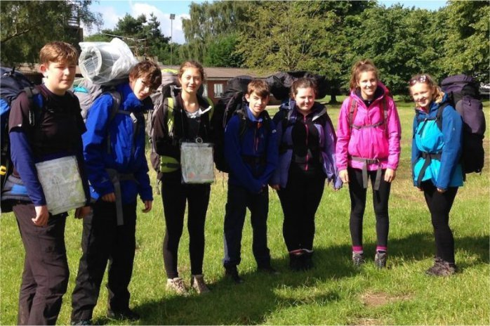 Flintham Scouts Photo
