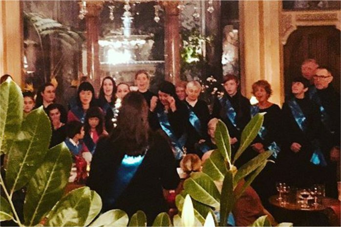 Community Choir photo