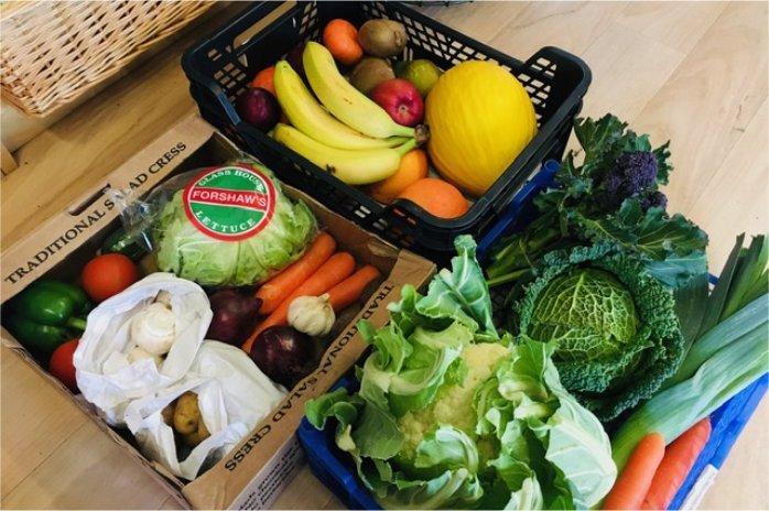 Flintham Community Shop - Fresh produce