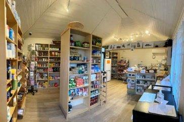 Interior of Community Shop